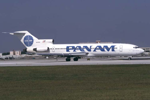 B.727-200 N609KW Pan Am Dec-97