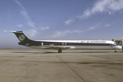 MD-83 EI-CGR Key Air International Mar-93