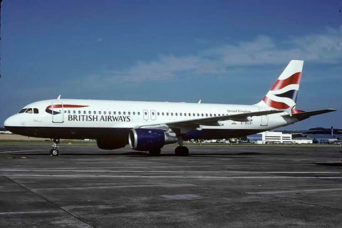 A.320-200 G-BUSI British Airways Sep-99