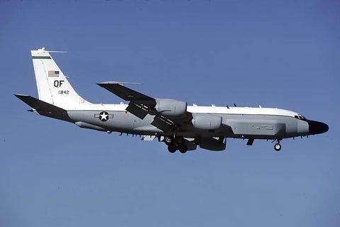 RC-135V 64-14842/OF 38thRS/55thWG (ACC) at RAF Mildenhall Oct-04