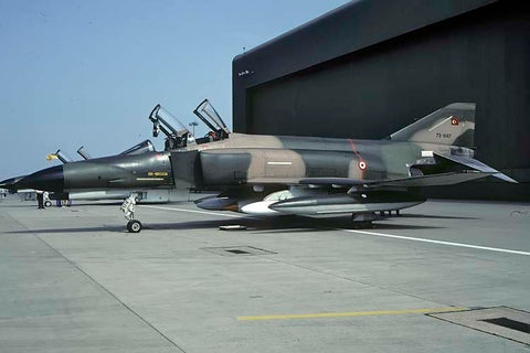 F-4E 73-1047 Turkish AF/111Filo Jun-99