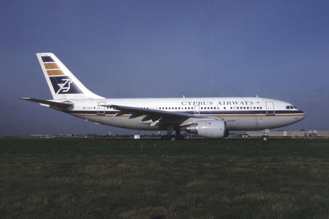 A.310-200 5B-DAQ Cypress Airways 1990s