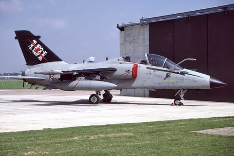 AMX-T MM55037/32-64 Italian AF/32Stormo at RAF Cottesmore Jul-01