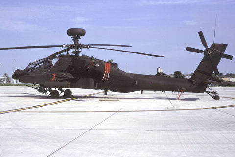 Apache AH.1 ZJ168 AAC/673Sqdn Sep-00