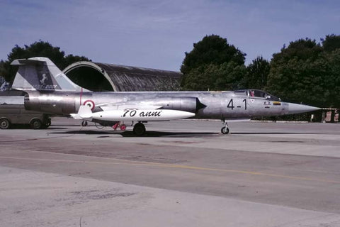 F-104S MM6943/4-1 Italian AF/4Stormo May-01