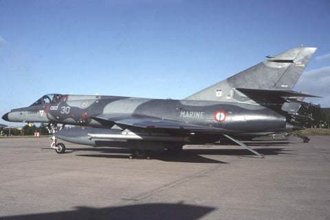 Super Etendard 6 French Navy/17F Sep-99
