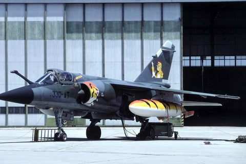 Mirage F.1C 655/330-AT French AF/EC 05.330 Jun-02