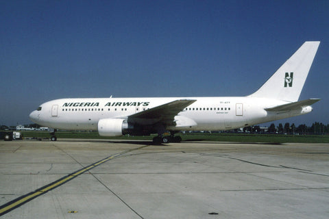 B.767-200ER TF-ATY Nigeria Airways Jun-03
