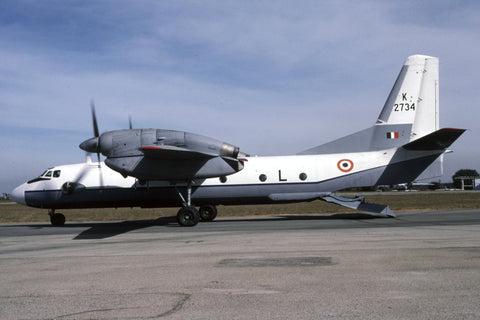 An-32 K2734 Indian AF Dec-96
