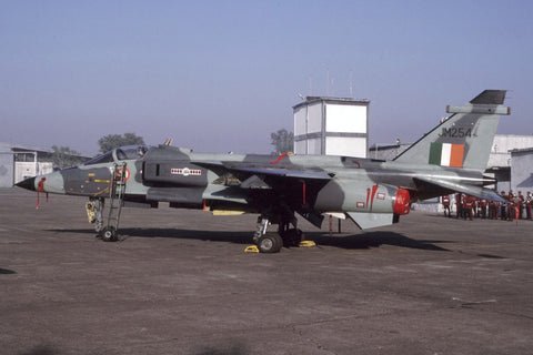Jaguar IM JM254 Indian AF/6 Sqdn Dec-98