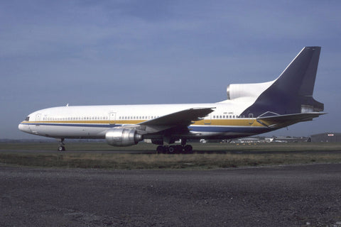 L-1011-385-1 HR-AMC Air Ops of Europe (no titles) 1990s