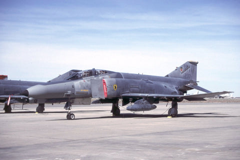 F-4G 69-7233/WW USAF 561stFS,35thFW (TAC) May-00