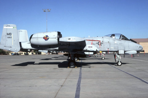 A-10A 78-0683/MD USAF/104thFS,17thFG (Md ANG) Oct-95