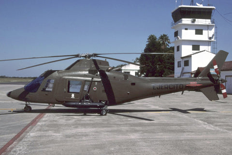 A.109A AE-338 Argentine Army Apr-04