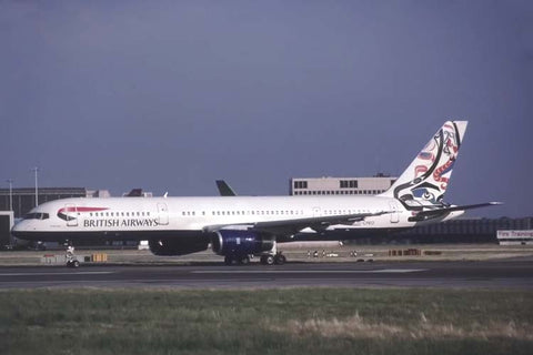 B.757-200 G-CPEO British Airways
