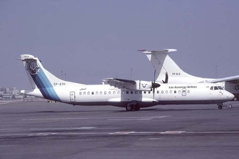ATR.72-200 EP-ATH Iran Aseman Airlines