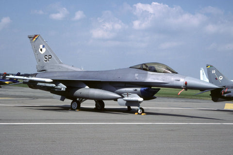 F-16C 96-0082/SP USAF/52ndFW (USAFE) May-00 - marked '52FW'