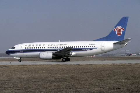 B.737-300 B-2952 China Southern Airlines Mar-97