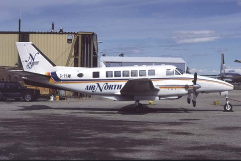 Beech 99 C-FRQI Air North