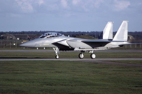 93-0903 F-15S Saudi AF on delivery at RAF Lakenheath  Feb-99