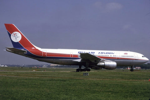A.300-100 G-BMNC Dan-Air London Jul-88
