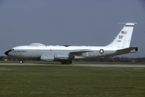 EC-135C 62-3581/OF 7thACCS,55thWG (ACC) Mar-97
