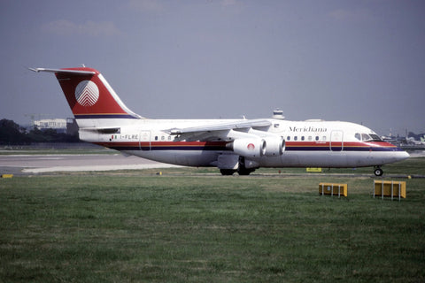 BAe.146-200 I-FLRE Meridiana Jul-00