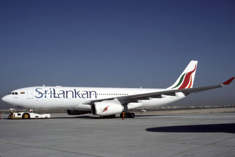 A.330-200 4R-ALB Sri Lankan Airlines Nov-99