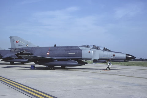 F-4E 73-1044 Turkish AF 171Filo Jul-03