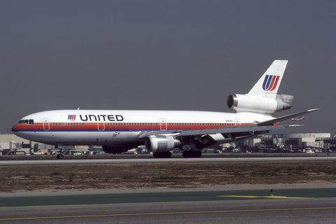 DC.10-10 N1839U United Airlines Oct-74