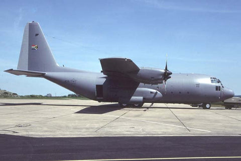 C-130B 408 South African AF/28Sqdn Jul-01