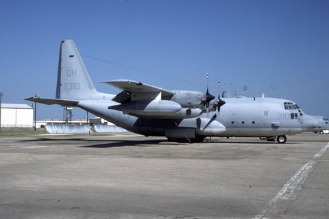 KC-130T 162310/QH USMC/VMGR-234 Jul-98