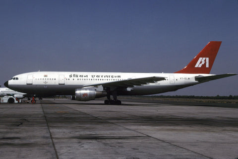 A.300-100 VT-ELW Indian Airlines Oct-97