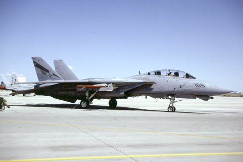 F-14D 163418/NE-105 USN/VF-2 May-00