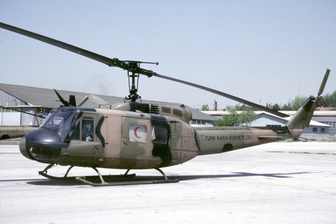 UH-1H 11020 Turkish AF May-98