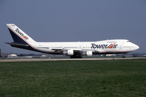 B.747-200F N610FF Tower Air Apr-99