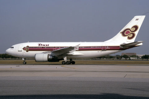 A.310-200 HS-TIA Thai Airways 1990s