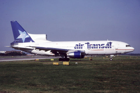 L.1011-500 C-GTSR Air Transat Aug-00