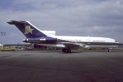 B.727-100 N504MG Private Jun-99