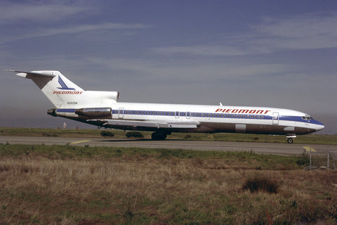 B.727-200 N2828W Piedmont Airlines Oct-88