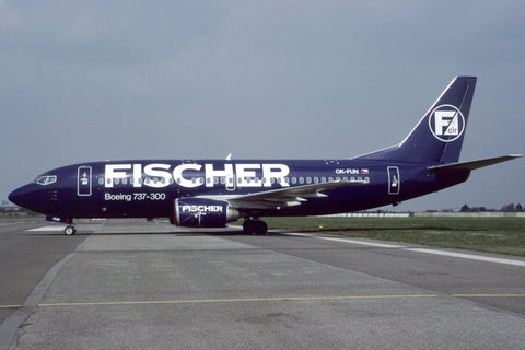 B.737-300 OK-FUN Fischer Air May-98