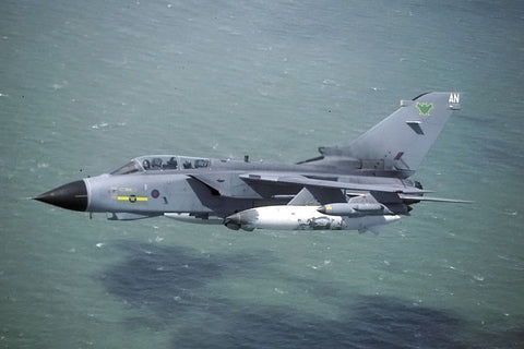 Tornado GR.4 coded 'AN' RAF/9Sqdn Jun-04