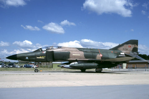 RF-4E 69-7526 Turkish AF/173Filo Jun-04
