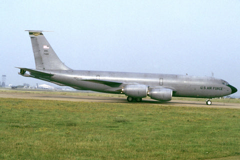 57-1418 KC-135R USAF/153rdARS,186thARW (Ms ANG) Aug-97