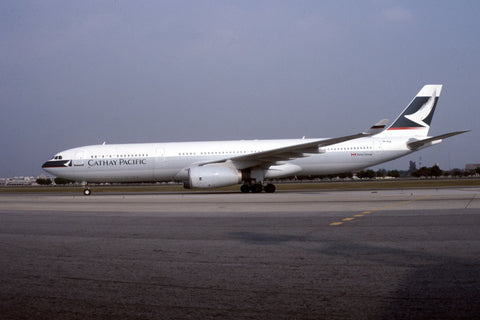 A.330-300 VR-HLB Cathay Pacific Airways 1990s