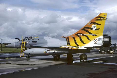 Mirage 2000-5F 77/330-AX French AF/EC 05.330 Sep-04