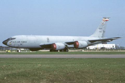 KC-135R 57-1499 USAF/351stARS.100thARW (USAFE) Oct-96 - noseart