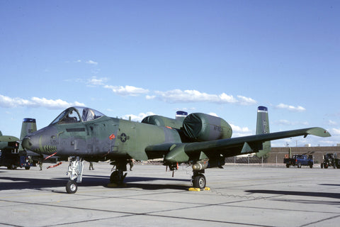 A-10A 79-0146/BD USAF/46thTFS,917thTFW (AFRC) May-90 - marked '46'