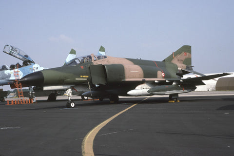 F-4E 66-0354 Turkish AF/112Filo Jul-99