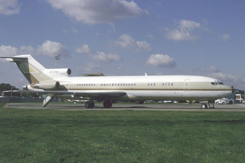 B.727-200 N721MF Wedge Aviation 1990s